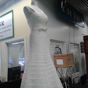 gorgeous dress wedding or prom